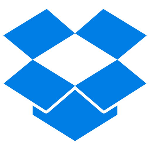 Icon for Dropbox Account