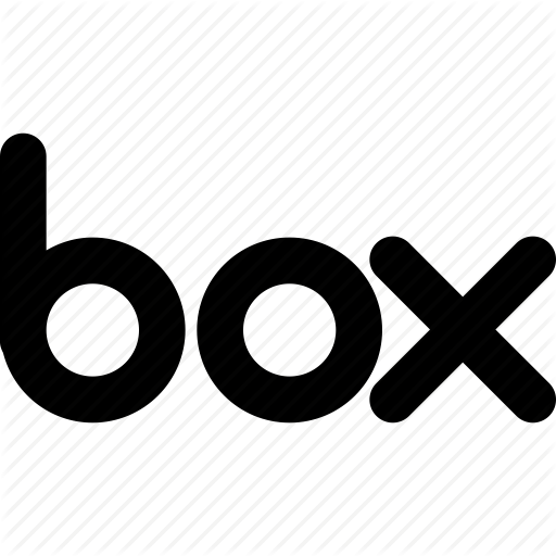 Icon for Box Account